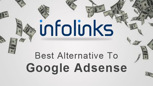 Infolinks - Google AdSense Recommended Alternative in Nigeria