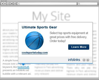 infolinks intext ads