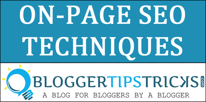 5 On-Page SEO Techniques You Must Learn in 2017