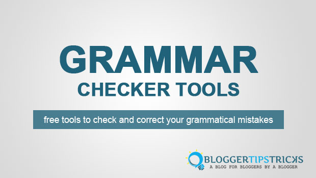 best online grammar and punctuation checker tools