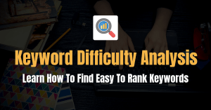 Keyword Difficulty