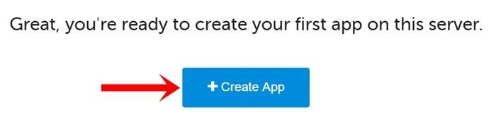 create-app-in-serverpilot