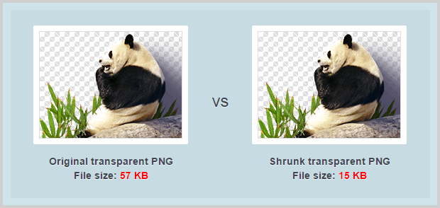 Image Compression tool TinyPNG
