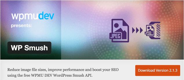 WP Smush WordPress Plugin