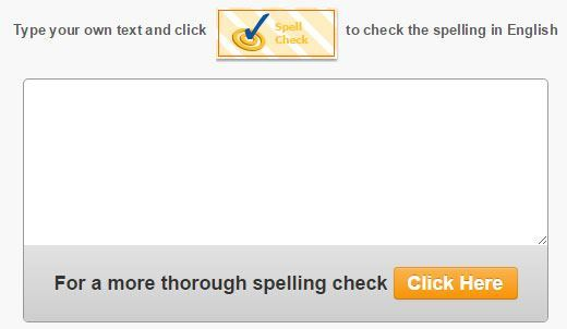 spellchecker online proofreading software