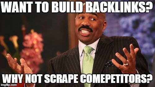 Want to build backlinks