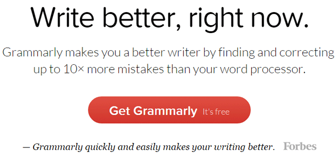 Grammarly review - What is Grammarly
