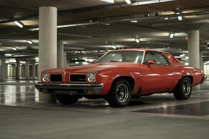 Car USA american muscles