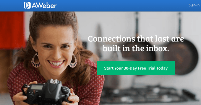 Aweber Email Marketing and Autoresponder Tool