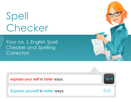 Ginger Spell Checker