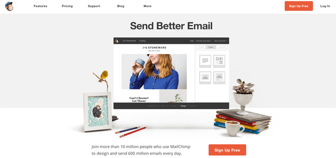 MailChimp Best Free Email Marketing Software