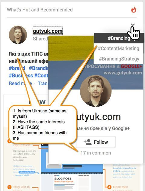 Hashtags Benefits on Google Plus