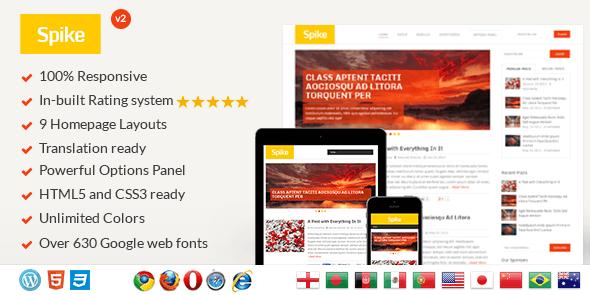 Scheme MyThemeShop WordPress Theme