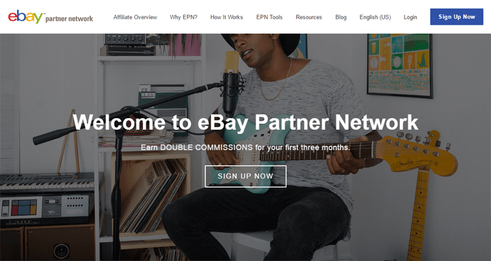 ebay affiliate partner network