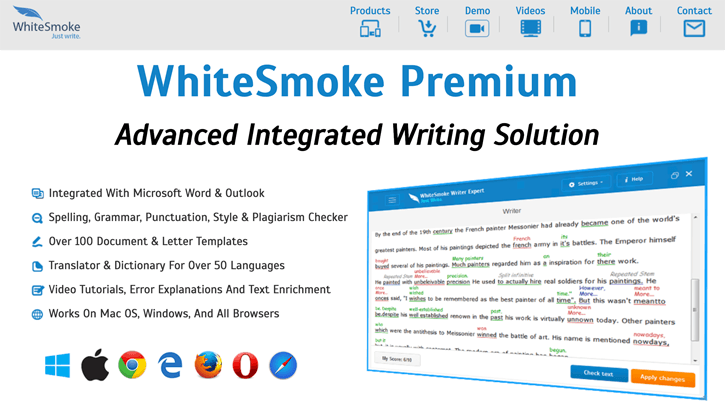 whitesmoke plagiarism checker