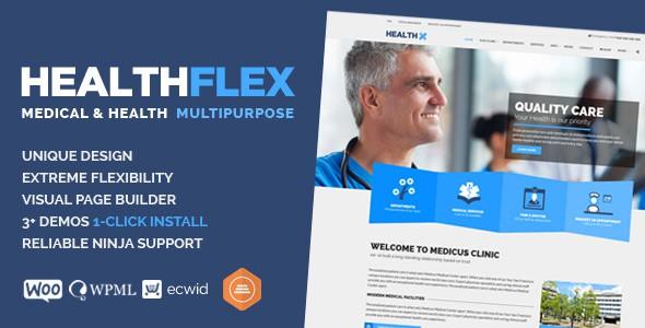 HealthFlex-WordPress-Theme