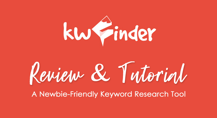KWFinder Review Tutorial