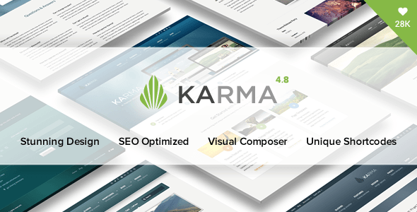 Karma-Responsive-WordPress-Theme