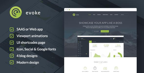 Evoke-WordPress-Theme