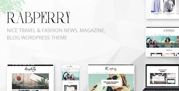 raspberry-travel-blog-theme