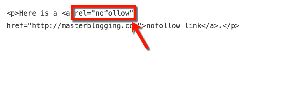 How to Create Nofollow Links