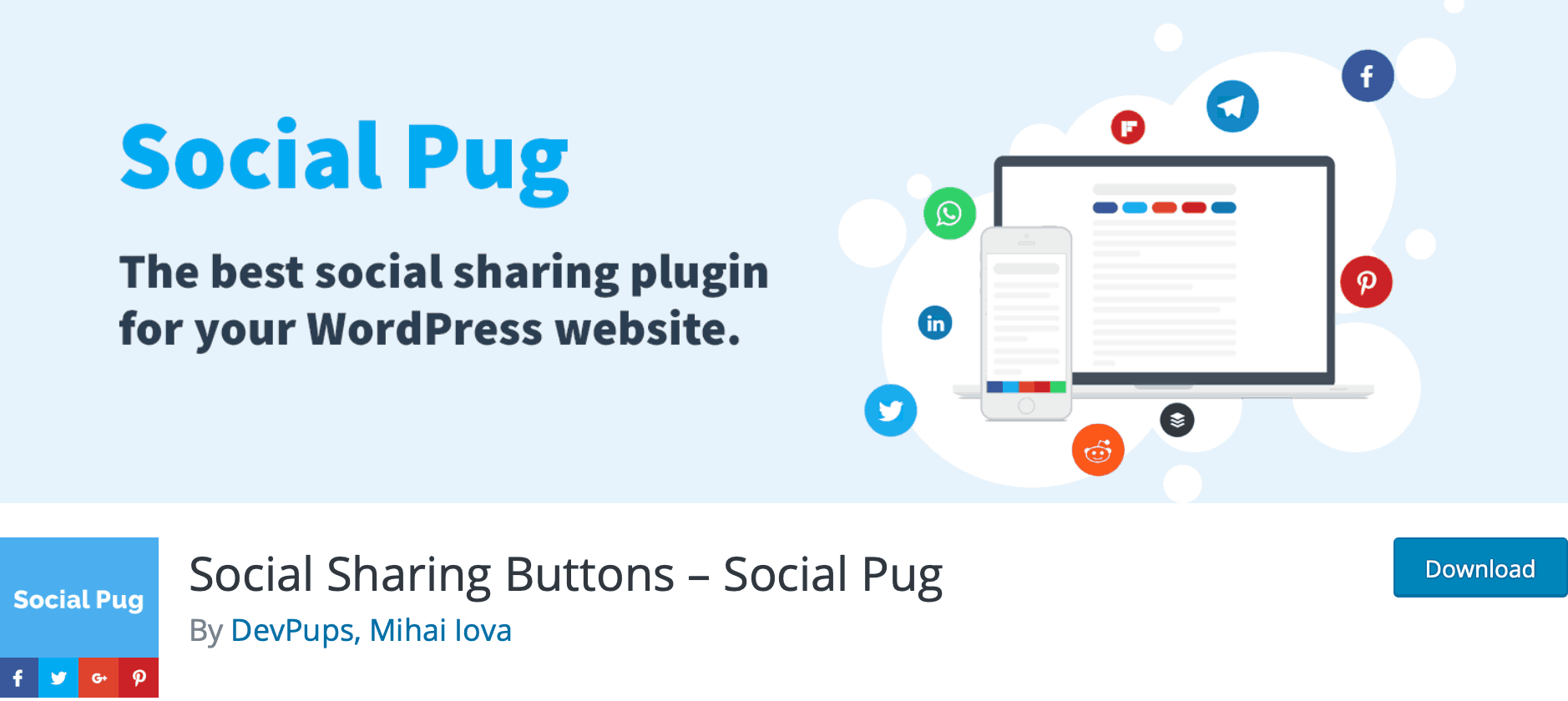 10 Best Social Sharing WordPress Plugins for Bloggers