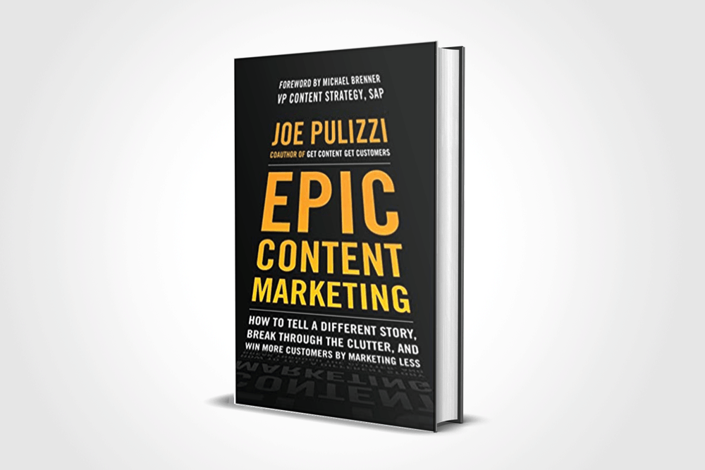 epic content marketing book