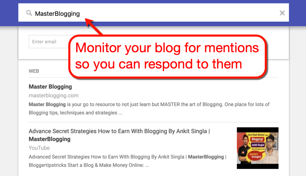 How to Monitor for Brand Mentions with Google Alerts