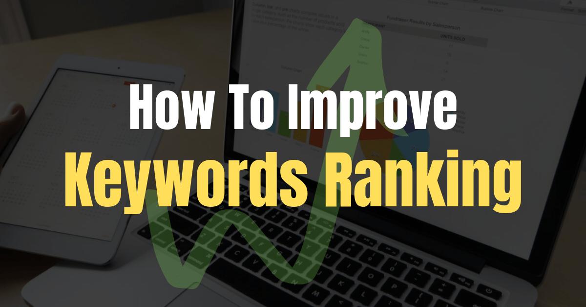 Improve Keywords Ranking