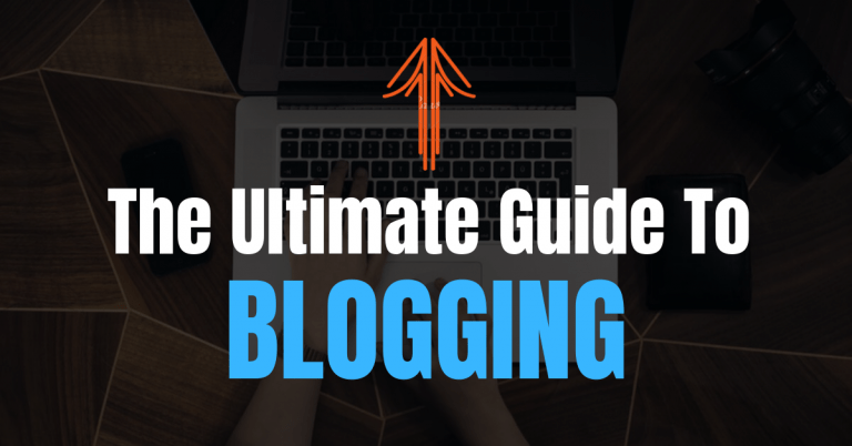 Blogging: Beginners Friendly Guide [Step-by-Step]