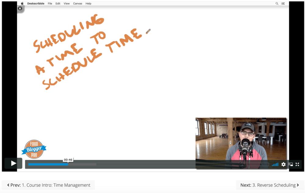 How Bjork Uses Deskscribble