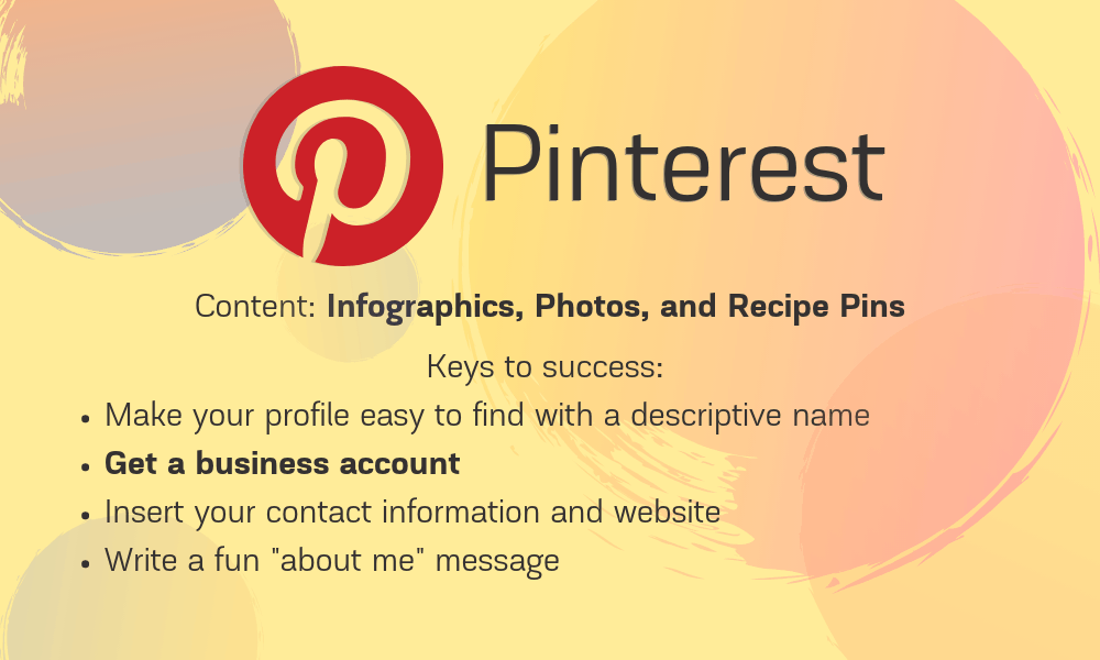How to Promote Your Food Blog on Pinterest