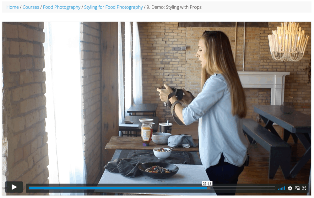 Styling with Props Video