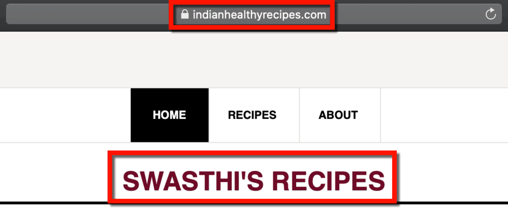 Indian Healthy Recipes