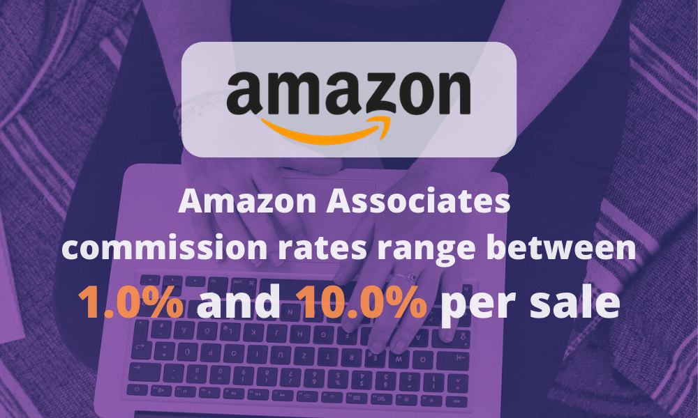 Amazon Associates Commission Rates