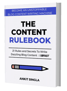 The Content Rulebook eBook