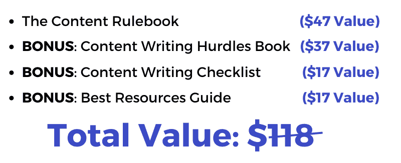total value Summary