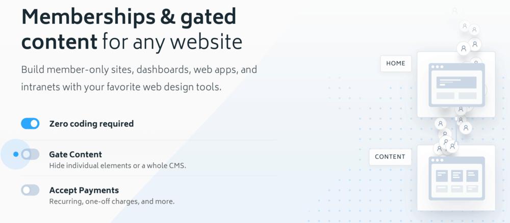 MemberStack Features