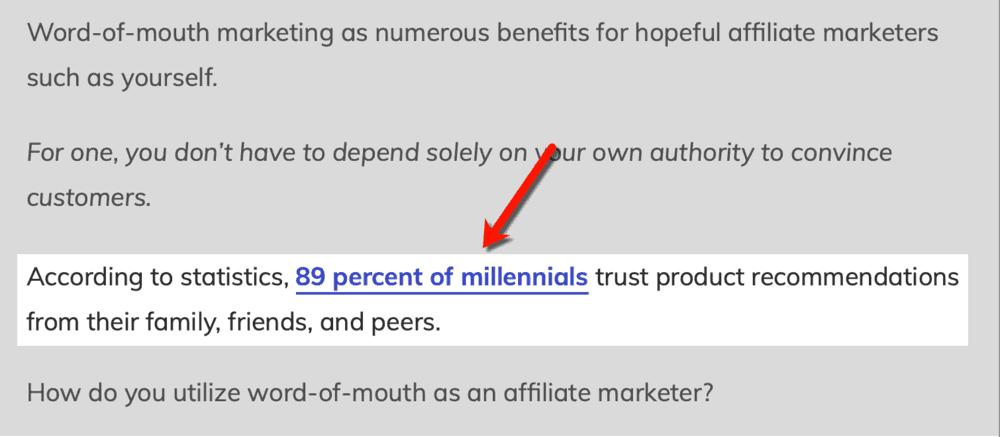 Master Blogging Post Statistics