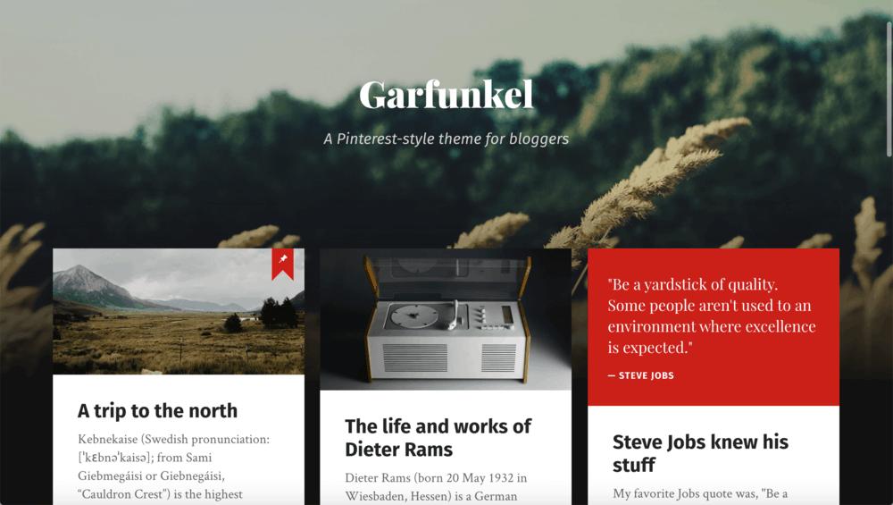 Garfunkel
