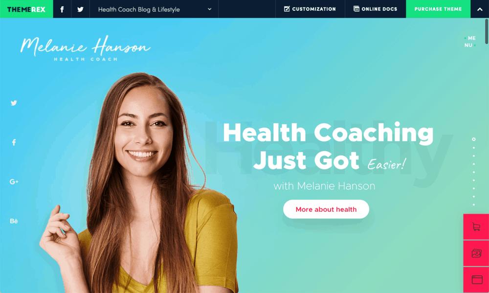 Health Coach Blog and Lifestyle Magazine