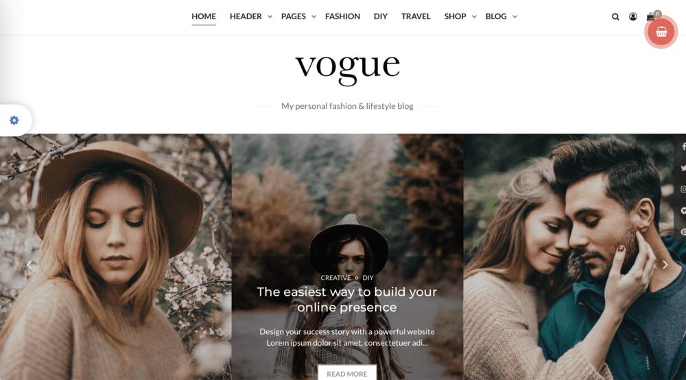 Vogue CD