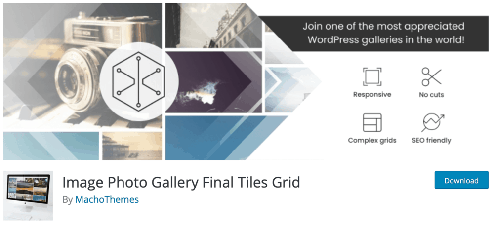 Final Tiles Gallery for WordPress