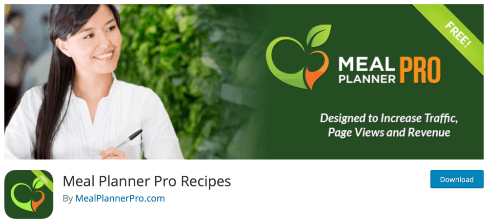 Meal Planner Pro Recipes