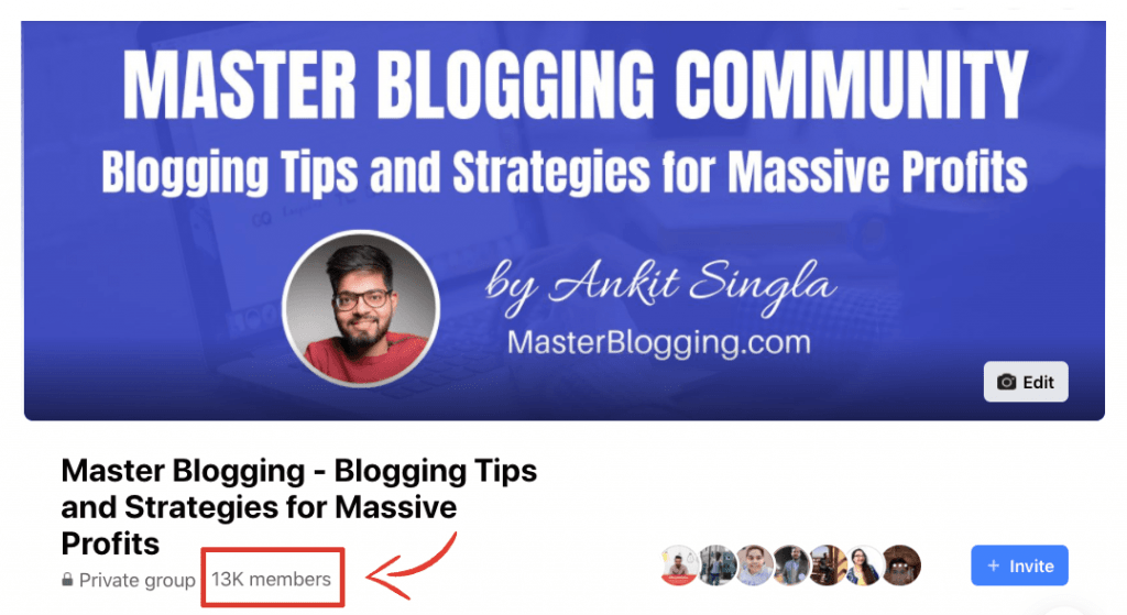 Master Blogging Community