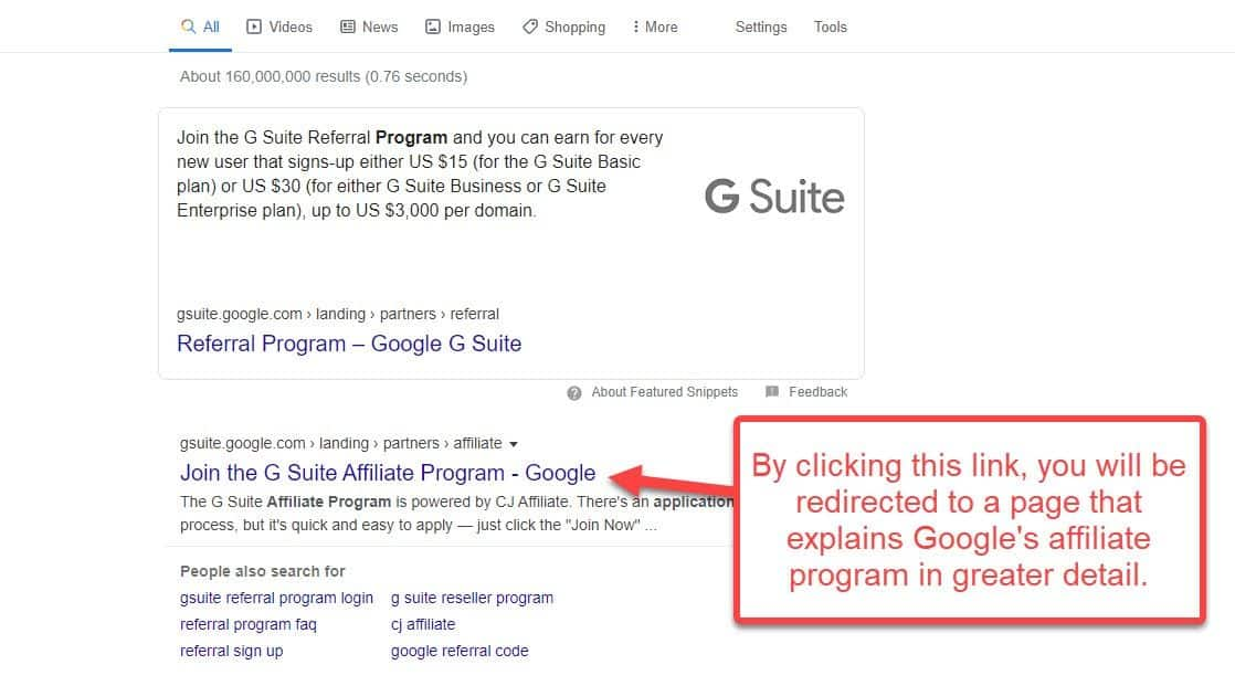 g suite affiliate program