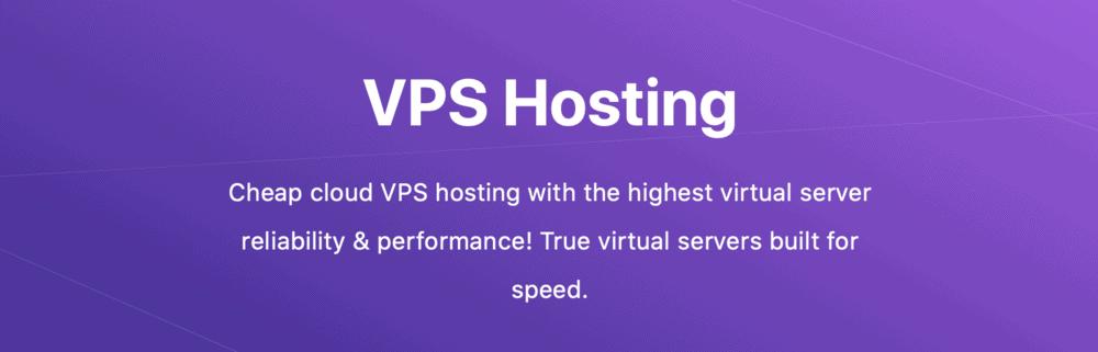 Hostinger Cloud VPS Hosting