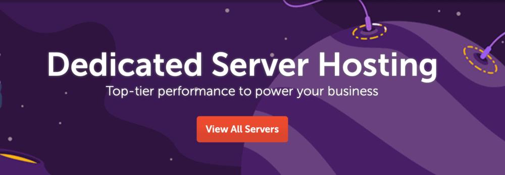 NameCheap Dedicated Server Hosting
