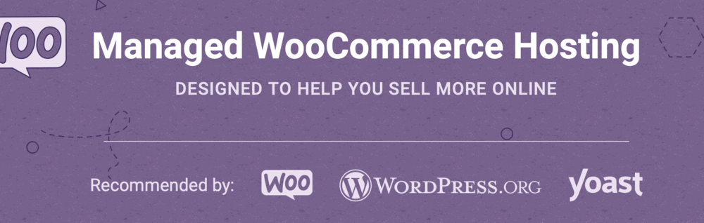 SiteGround Managed WooCommerce Hosting