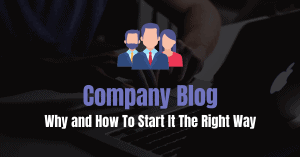 Company Blog